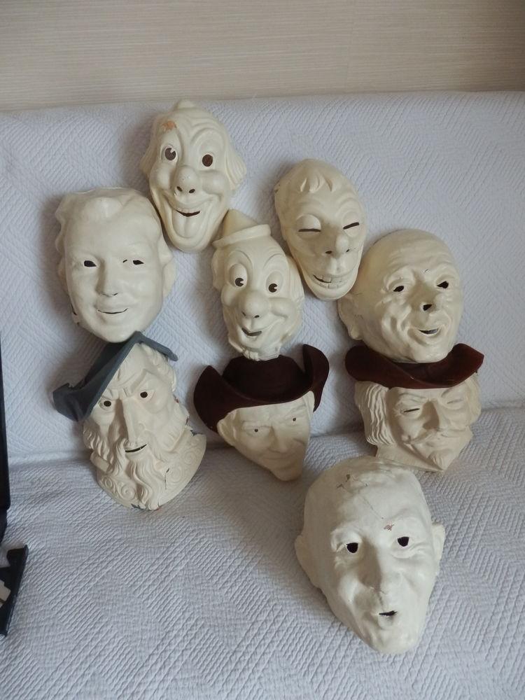Masques de déguisement 5 La Garenne-Colombes (92)