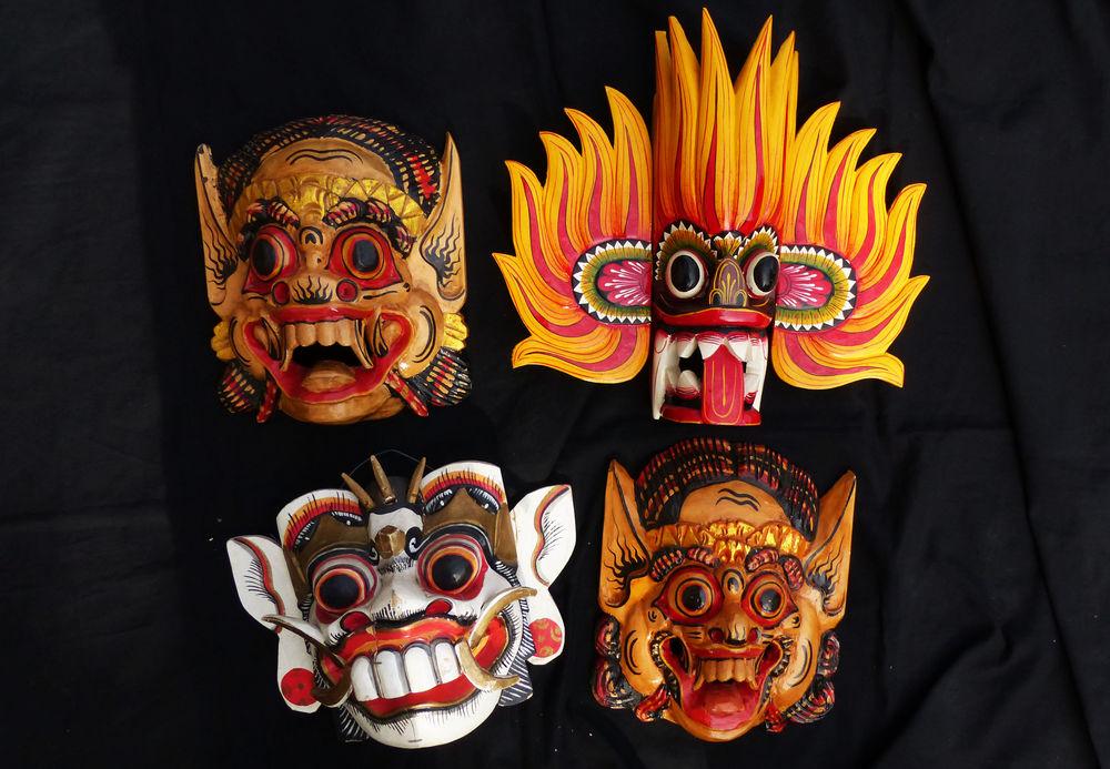 Masques Extrême-Orient 50 Nordheim (67)