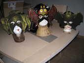 Masques Halloween 5 Villeneuve-Saint-Georges (94)