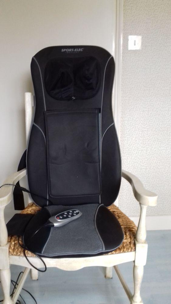 Masseur SHIATSU  intégral chauffant   Sport-Elec 100 Ambert (63)