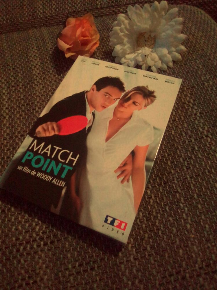DVD - Match point .... 2 Limoges (87)