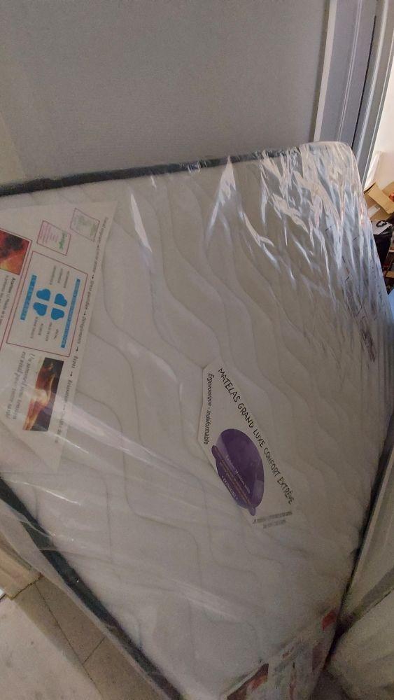 Matelas pour le lit 500 Bourg-de-Thizy (69)