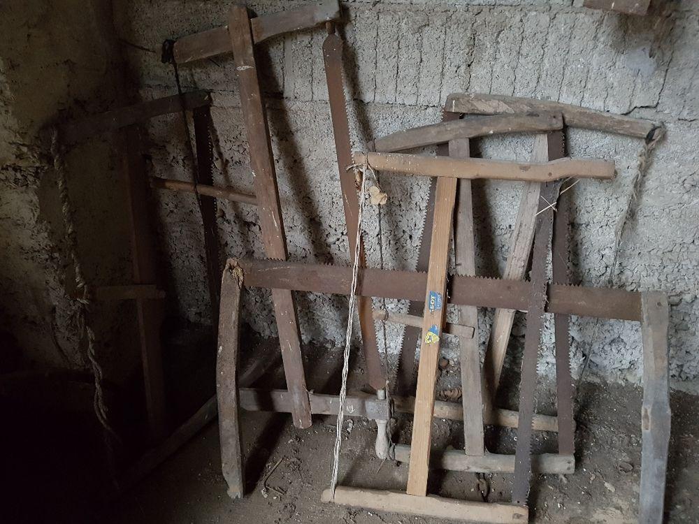 Lot de matériel agricole/bricolage, en l'état Décoration