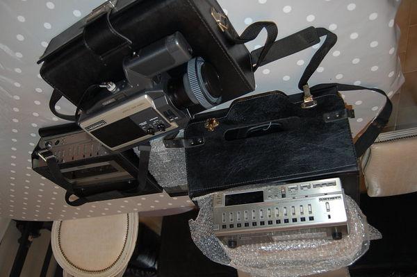 Materiel audio visuel  VHS 500 Paron (89)