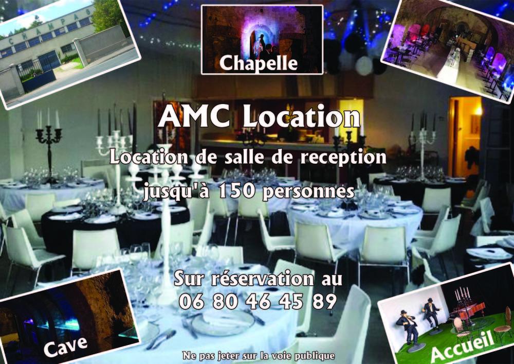 MATERIEL COMPLET DE SALLE DE RECEPTION  0 Châlons-en-Champagne (51)