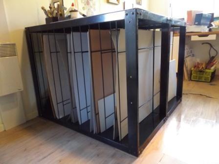 matériel d'encadrement d'art 400 Sanguinet (40)