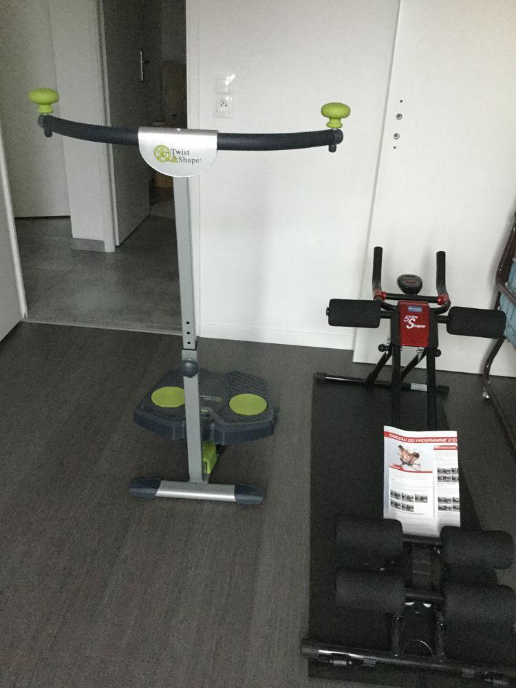 materiel fitness  120 Seclin (59)