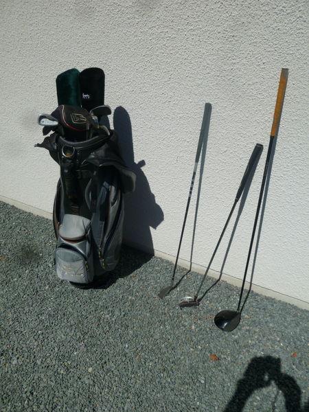 achetez mat riel de golf 1 occasion annonce vente. Black Bedroom Furniture Sets. Home Design Ideas
