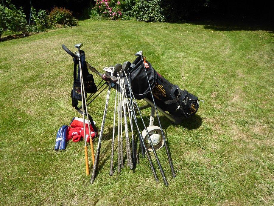 sacs de golf occasion annonces achat et vente de sacs de golf paruvendu mondebarras page 12. Black Bedroom Furniture Sets. Home Design Ideas