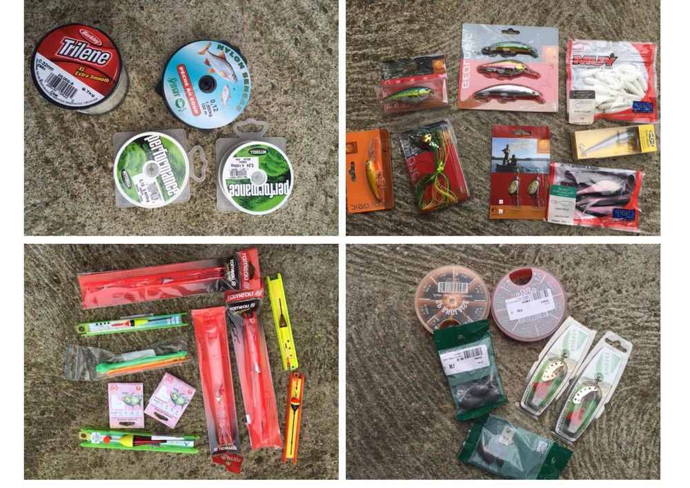 Lot de matériel de pêche neuf ! 0 Saint-Rémy (71)