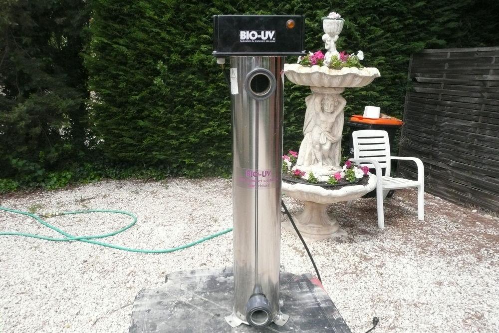 matériel piscine BIO UV 600 Tourbes (34)