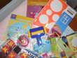 matériel de scrapbooking pour débuter + livre+album photo Jeux / jouets