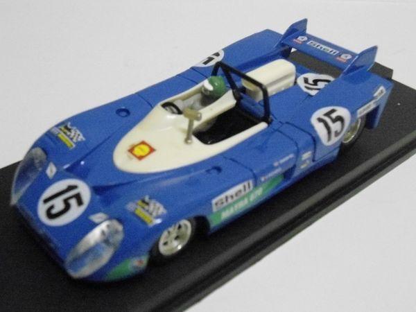 Matra Simca 670 Le Mans (n°15) - VEREM