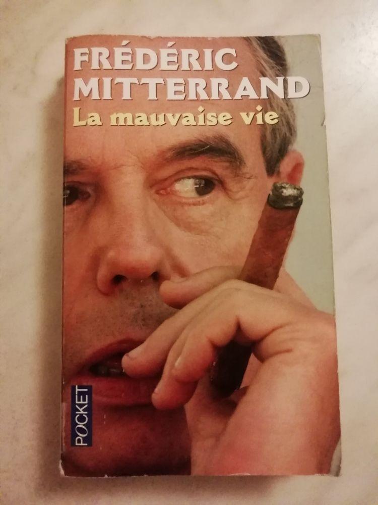 La mauvaise vie Frédéric Mitterand 2 Montpellier (34)