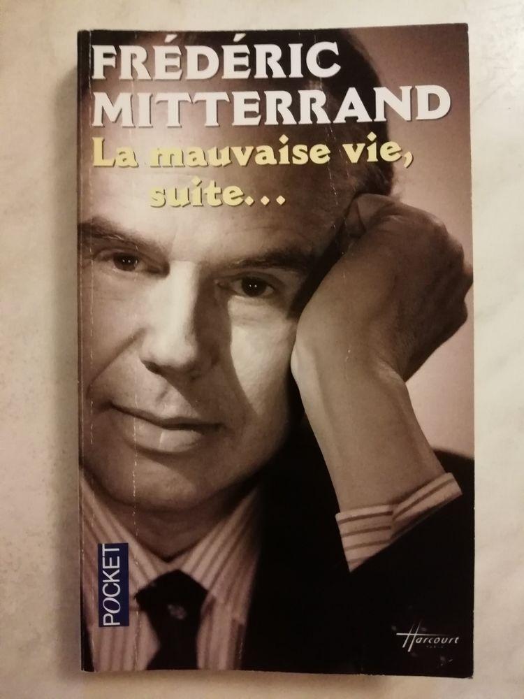 La mauvaise vie, suite... Frédéric Mitterand 2 Montpellier (34)