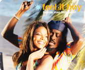 Maxi CD Beenie Man feat Janet - Feel it boy 2 Aubin (12)