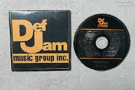 MAXI DJ Clyde DEF JAM (MIXÉ PAR DJ CLYDE) CD et vinyles
