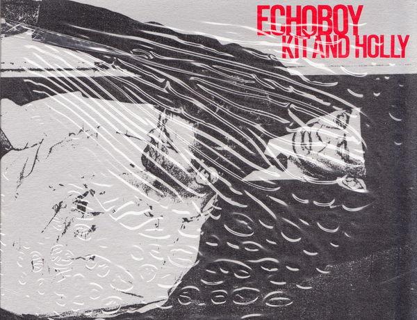 Maxi CD Echoboy - Kit and holly NEUF blister 2 Aubin (12)