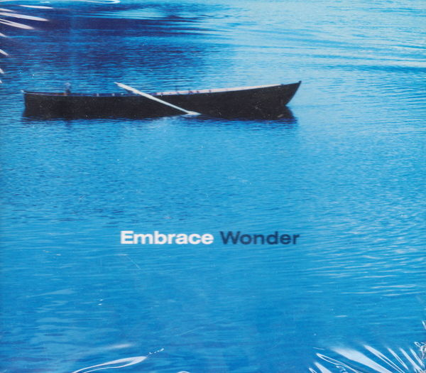 Maxi CD Embrace - Wonder (bleu) NEUF blister 2 Aubin (12)