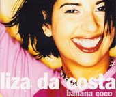 Maxi CD Liza Da Costa - Banana coco NEUF blister 2 Aubin (12)