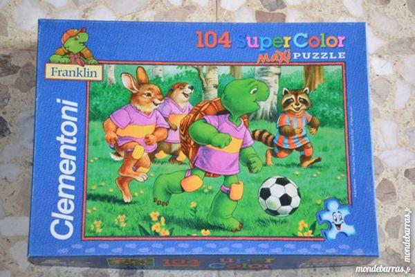 Maxi puzzle 104 pièces Franklin Clementoni 5 Saint-André-de-l'Eure (27)