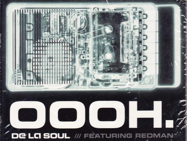 Maxi CD De La Soul featuring Redman - Oooh. NEUF blister 2 Aubin (12)