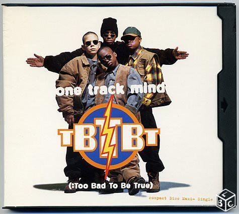 cd maxi TBTBT  One Track Mind (état neuf) 10 Martigues (13)
