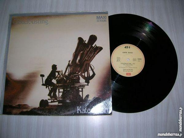 MAXI 45 TOURS KATE BUSH Cloudbusting CD et vinyles