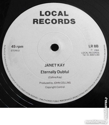 Maxi vinyle maxi 45t / JANET KAY / Eternally CD et vinyles