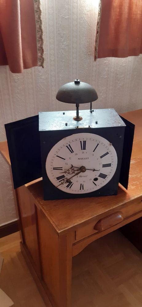 Mécanisme horloge comtoise 100 Bourges (18)