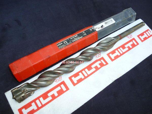 Hilti m/èche spirale hSS set de forets forets 2 8 mm