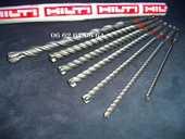 Mèches HILTI de 6 à 18 mm 250 Cagnes-sur-Mer (06)