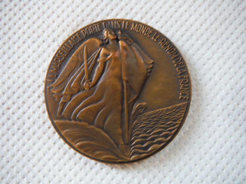 Médaille de la CMM 1949  Marseillaise  25 Villeneuve-le-Roi (94)