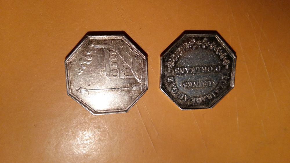 Médaille ARGENT  usines d'Orléans 0 Colombes (92)