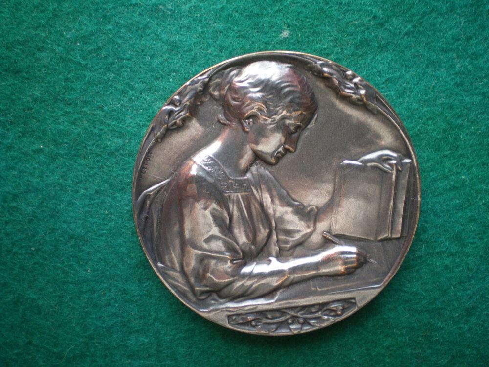 Médaille de l'Association Polytechnique de Bondy 1913.  40 Caen (14)