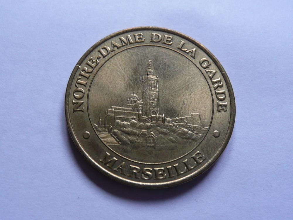 Médaille Basilique notre dame de la garde 2000 19 Bordeaux (33)