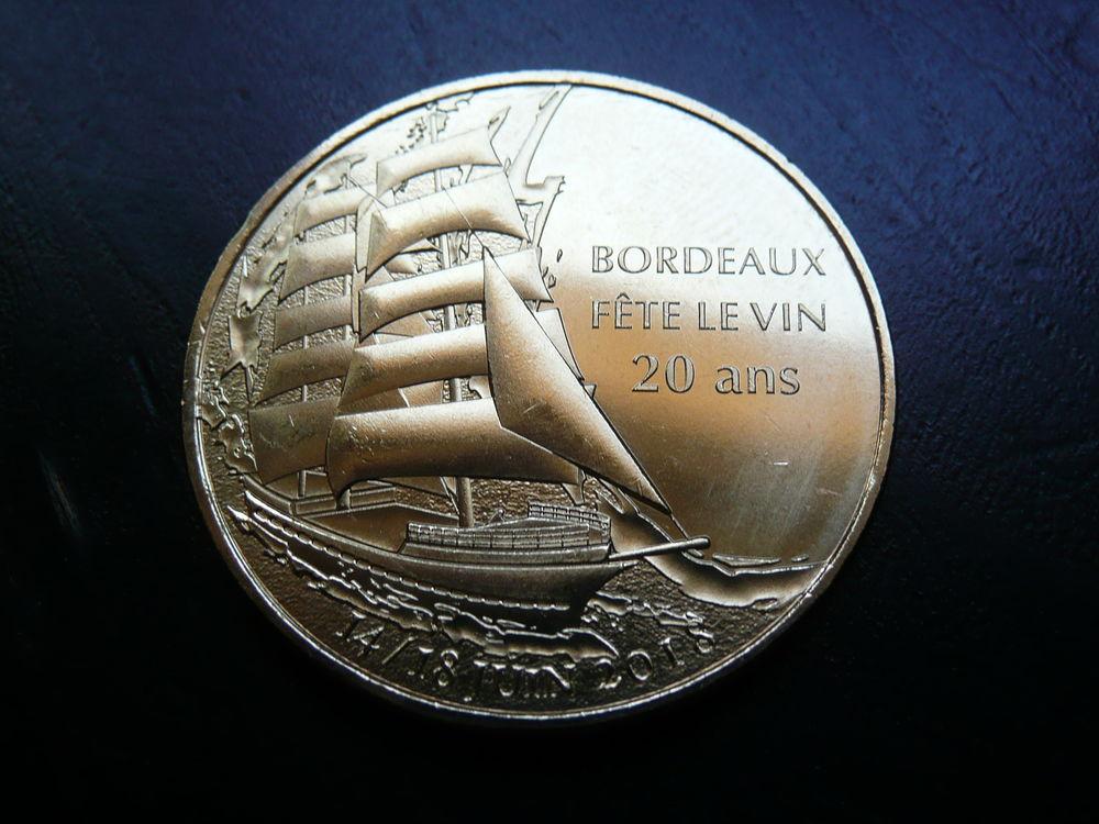 Médaille Bordeaux fête le vin 14/18 juin 2018 7 Bordeaux (33)