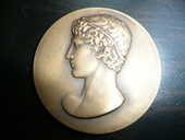 Médaille bronze Offert par le ministre 30 Bordeaux (33)