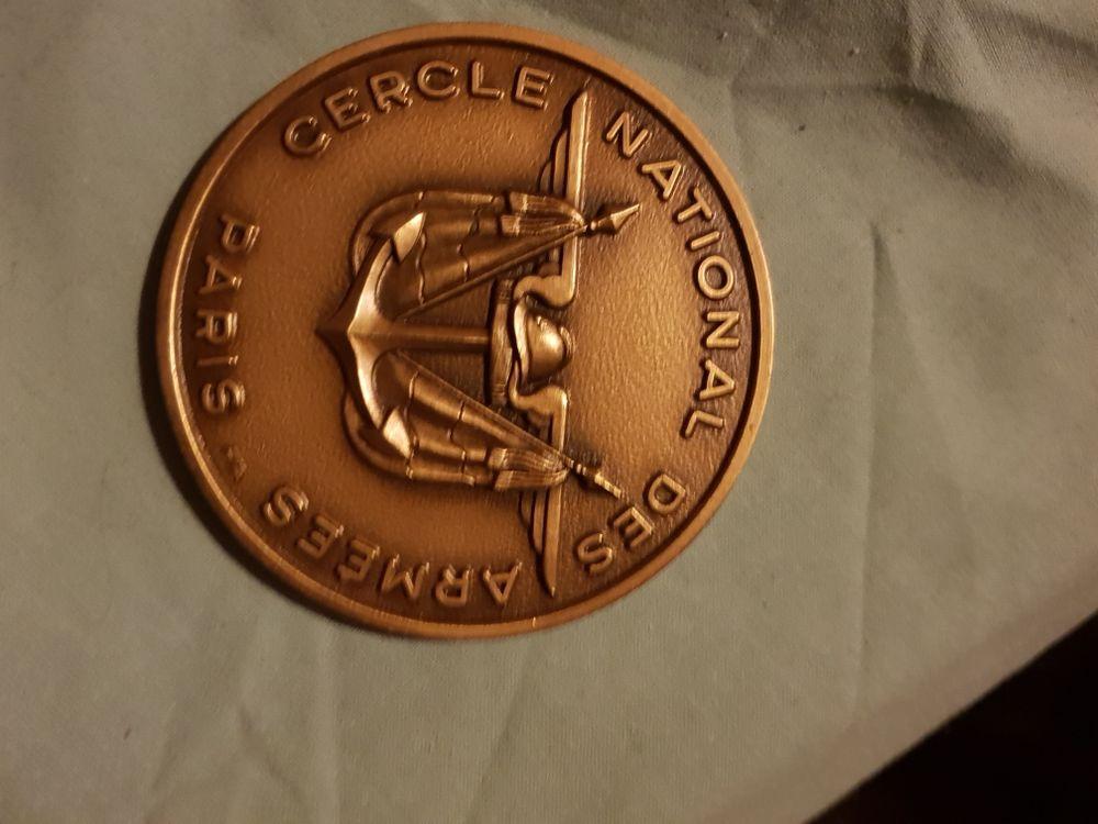 médaille de bronze 15 Paris 13 (75)