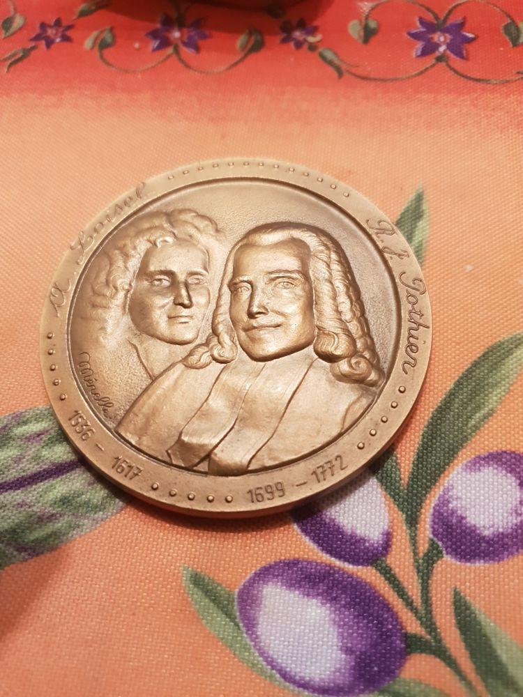 médaille de bronze 20 Paris 13 (75)
