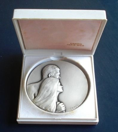 Médaille, par Drago 8 Monnetier-Mornex (74)