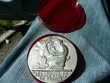 Médaille  électricité de France & gaz de France