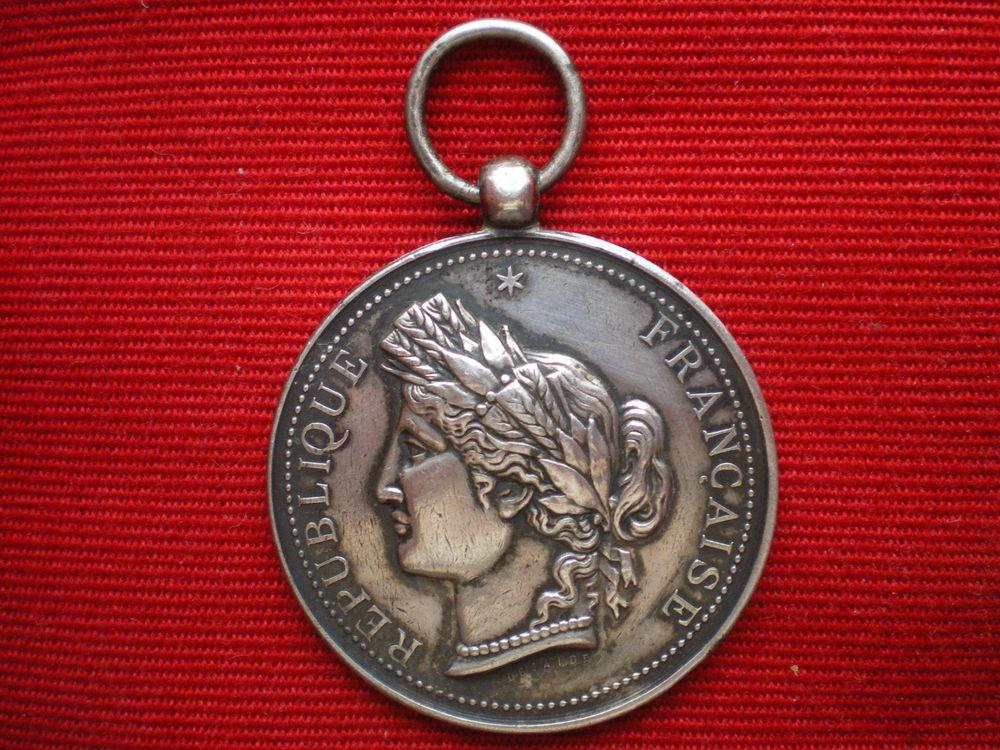 Médaille de la Fanfare d'Hellemes  Lille. 40 Caen (14)