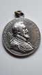 MEDAILLE HENRI IV Le Grand en bronze argenté