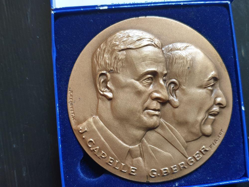 Médaille Institut national des sciences appliquées de Lyon  40 Bordeaux (33)