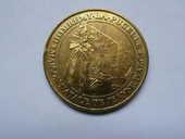 Médaille Jeanne D'Arc la maison natale 6 Bordeaux (33)