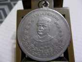 médaille Joffre  15 Haillicourt (62)