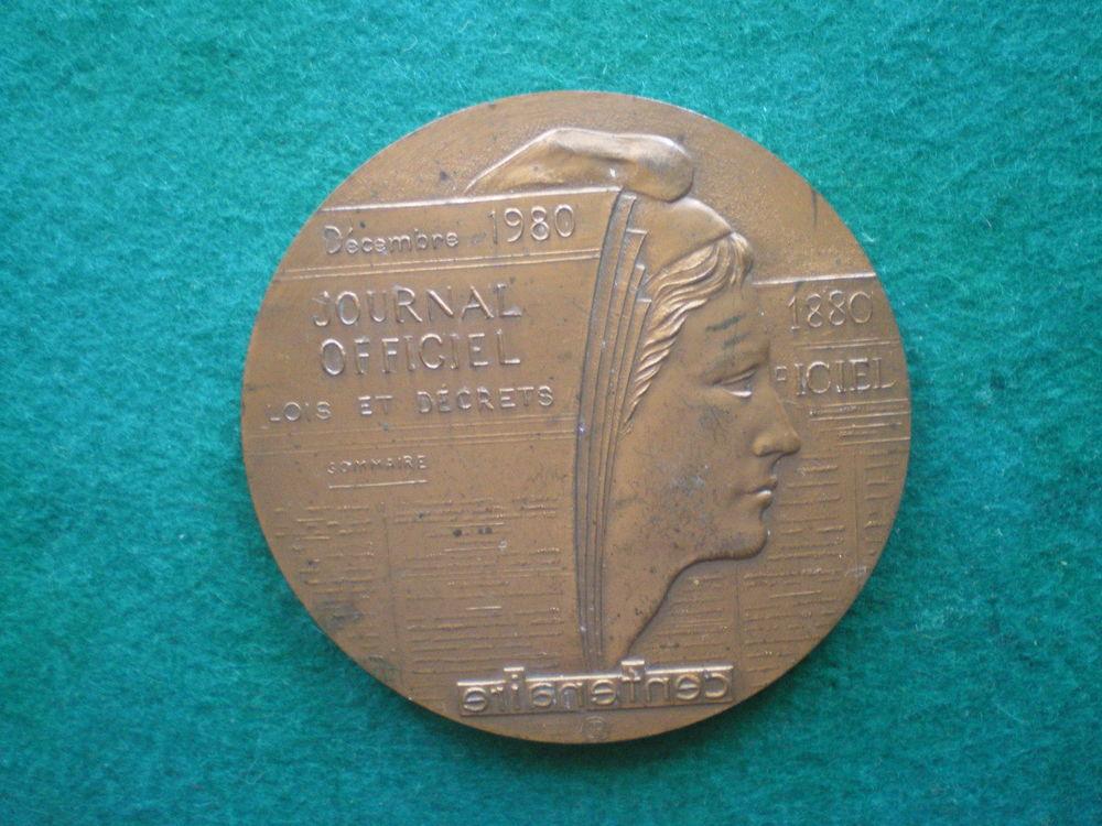 Médaille du Journal Officiel. 35 Caen (14)