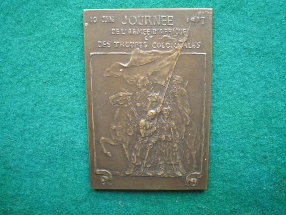 Médaille de la Journée de l'Armée d'Afrique. 100 Caen (14)