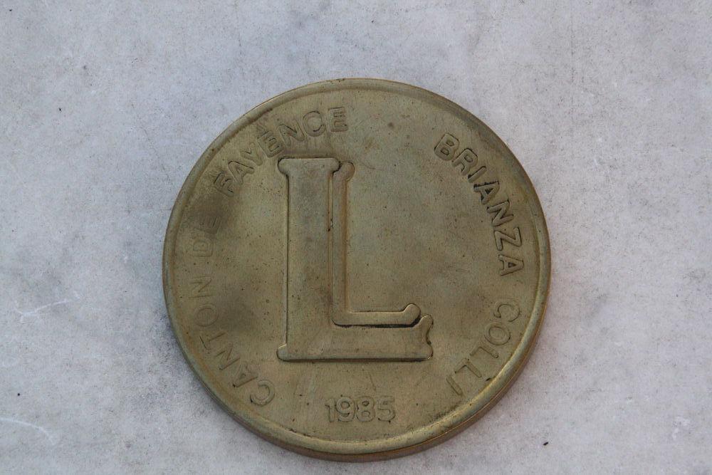 Médaille LIONS 35 Fayence (83)